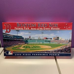 1000 piece Red Sox Puzzle
